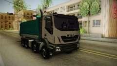 Iveco Trakker Hi-Land Dumper 8x4 v3.0