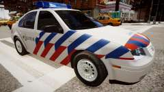Volkswagen bora police для GTA 4