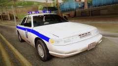 Ford Crown Victoria 1997 для GTA San Andreas