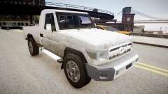 Toyota Land Cruiser Pick-Up 79 2012 v1.0