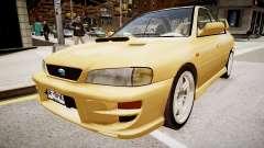 Subaru Impreza GC8 JDM Spec