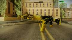 Vindi Halloween Weapon 1 для GTA San Andreas
