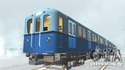 Состав типа Д ST_M 81-702 для GTA San Andreas
