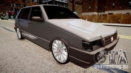 Fiat Uno Way 17 Fixa для GTA 4