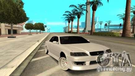 Toyota Cresta JZX100 для GTA San Andreas