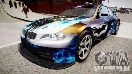 BMW M3 GT2 Ultimate Drift для GTA 4