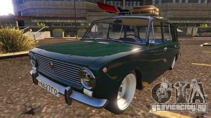 VAZ-2102 для GTA 5