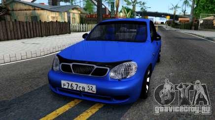 Daewoo Lanos V3 для GTA San Andreas