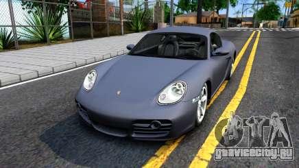 Porsche Cayman S 2005 для GTA San Andreas
