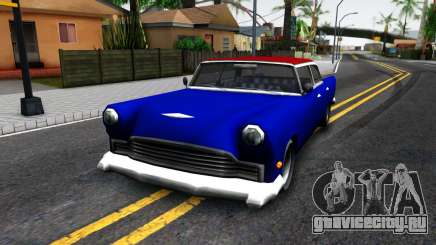New car in style SA для GTA San Andreas