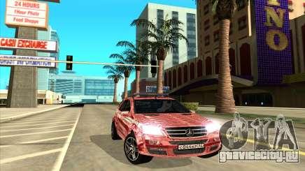 Mercedes-AMG для GTA San Andreas