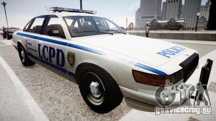 Police Cruiser [ELS] для GTA 4