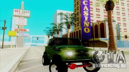 УАЗ-469 для GTA San Andreas