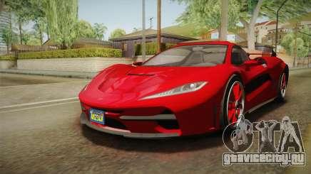 GTA 5 Progen Anubis для GTA San Andreas