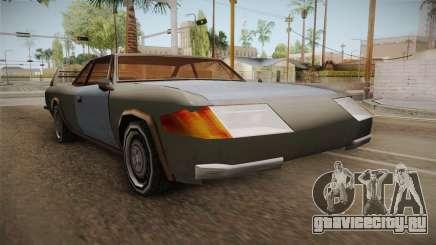Declasse Shark для GTA San Andreas