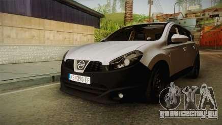 Nissan Qashqai для GTA San Andreas