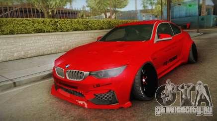 BMW M4 Liberty Walk для GTA San Andreas