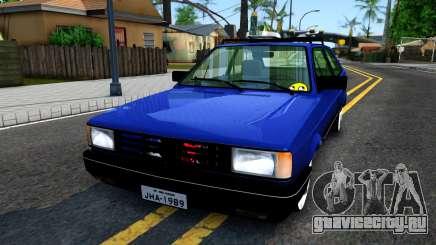 Volkswagen Gol GTI Troll Face для GTA San Andreas