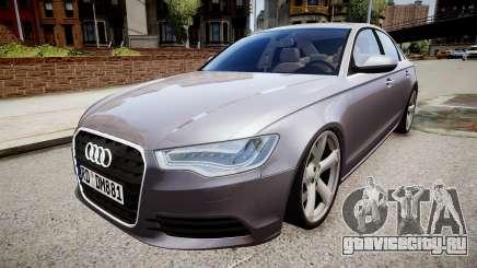 Audi A6 2012 Style для GTA 4