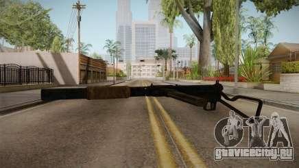 Sten Mark II Silenced для GTA San Andreas