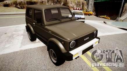 Suzuki Samurai v1.0 для GTA 4
