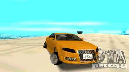 MarkJzx100Audi для GTA San Andreas