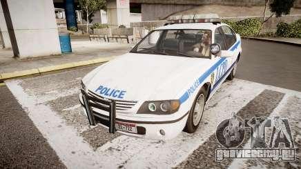 Police Patrol V2.3 для GTA 4