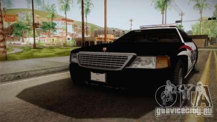 Dundreary Admiral Police 2009 для GTA San Andreas