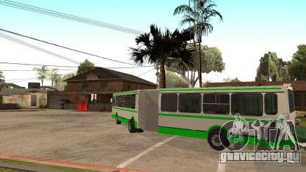 Прицеп к ЛиАЗ-6212 для GTA San Andreas