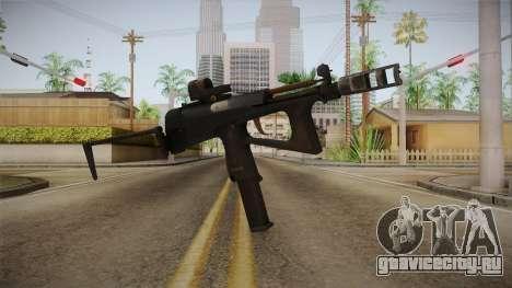 Battlefield 4 - PP-2000 для GTA San Andreas