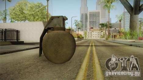 Battlefield 4 - M67 для GTA San Andreas второй скриншот