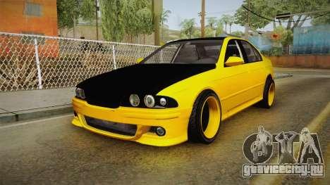 BMW M5 E39 FF4 для GTA San Andreas