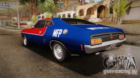 Ford Falcon 351 GT AU-spec (XB) 1973 HQLM для GTA San Andreas колёса