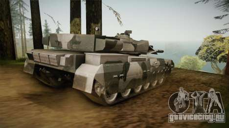 T-84-120 Yatagan для GTA San Andreas вид слева