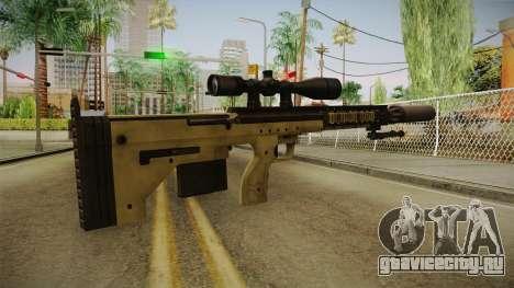 DesertTech Weapon 1 Silenced для GTA San Andreas третий скриншот
