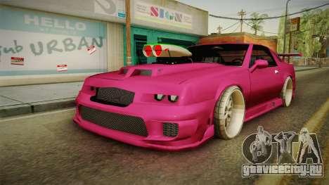 Racing Buffalo v1.0 для GTA San Andreas