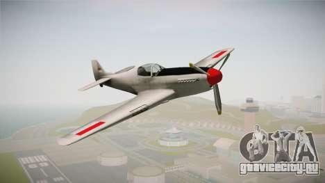 Rustler Indonesian Air Force v2 для GTA San Andreas