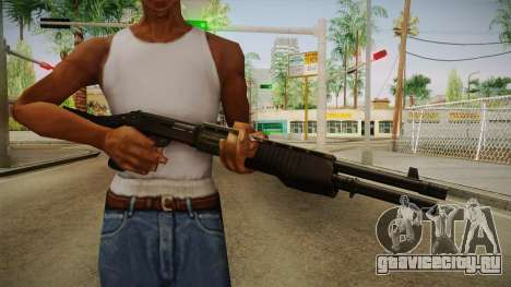 Remington 870 Army для GTA San Andreas