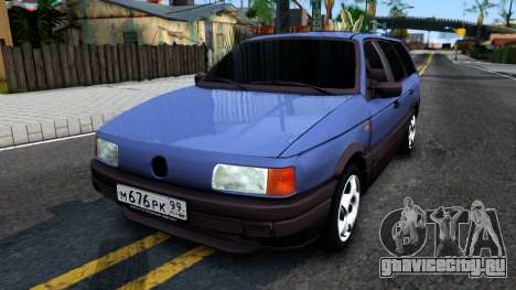 Volkswagen Passat B3 Wagon для GTA San Andreas