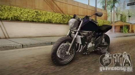 Custom Bike для GTA San Andreas вид справа