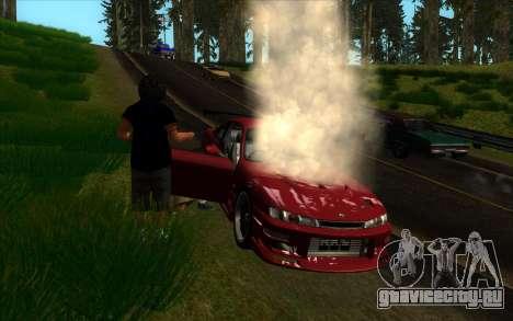 Дорожное приключение 2.0 для GTA San Andreas второй скриншот