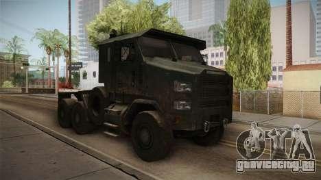 M1070 6x6 Oshkosh HET для GTA San Andreas