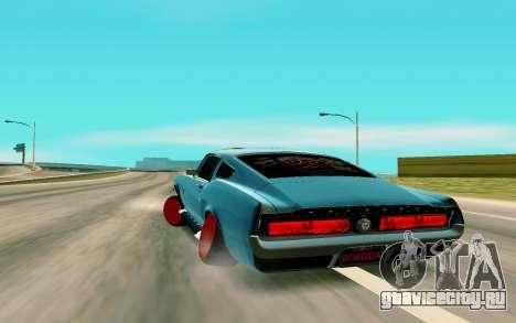 Ford Mustang для GTA San Andreas