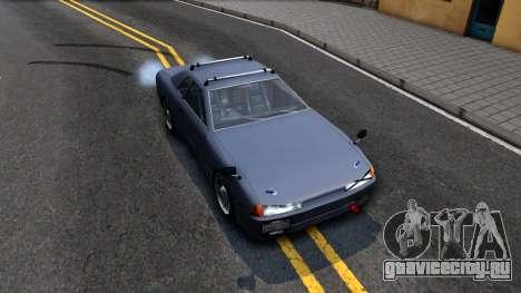 Elegy JDM для GTA San Andreas вид справа