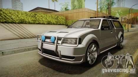 GTA 5 Vapid Contender 4 (5) для GTA San Andreas вид справа
