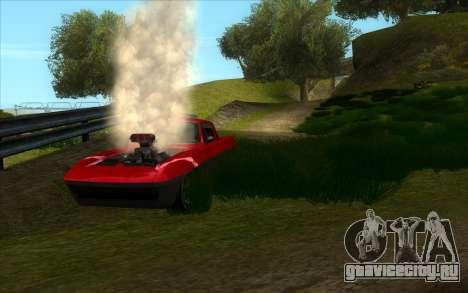 Дорожное приключение 2.0 для GTA San Andreas