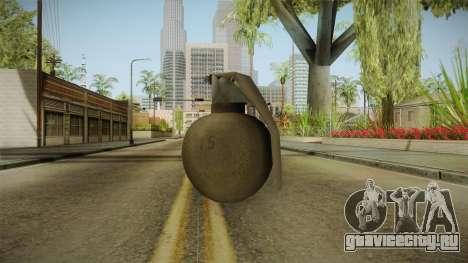 Battlefield 4 - M67 для GTA San Andreas