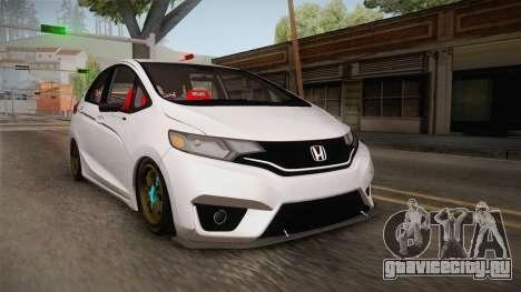 Honda Jazz GK 2014 для GTA San Andreas