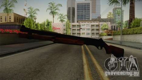 Remington 870 Wood для GTA San Andreas второй скриншот
