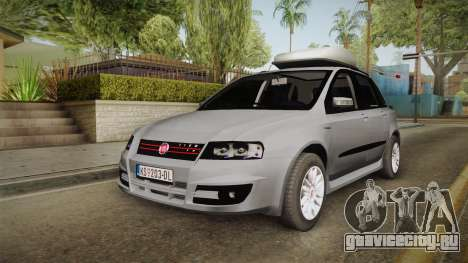 Fiat Stilo Weekend для GTA San Andreas